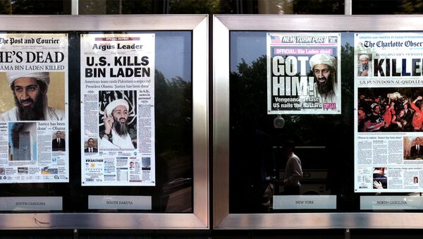 The Killing of Osama Bin Laden - Sputnik International