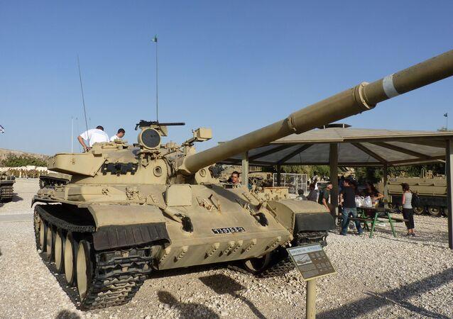 Tiran-6 tank