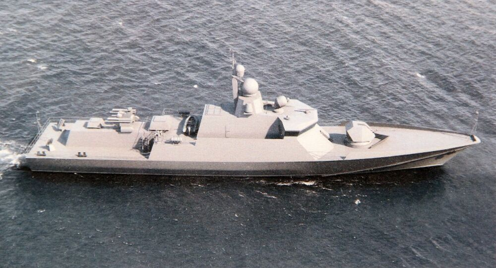 Project 22800 warship