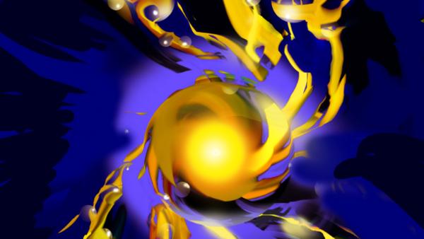 Expanding polymer-coated gold nanoparticles - Sputnik International