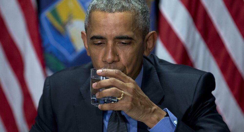 President Obama Finally Visits Flint