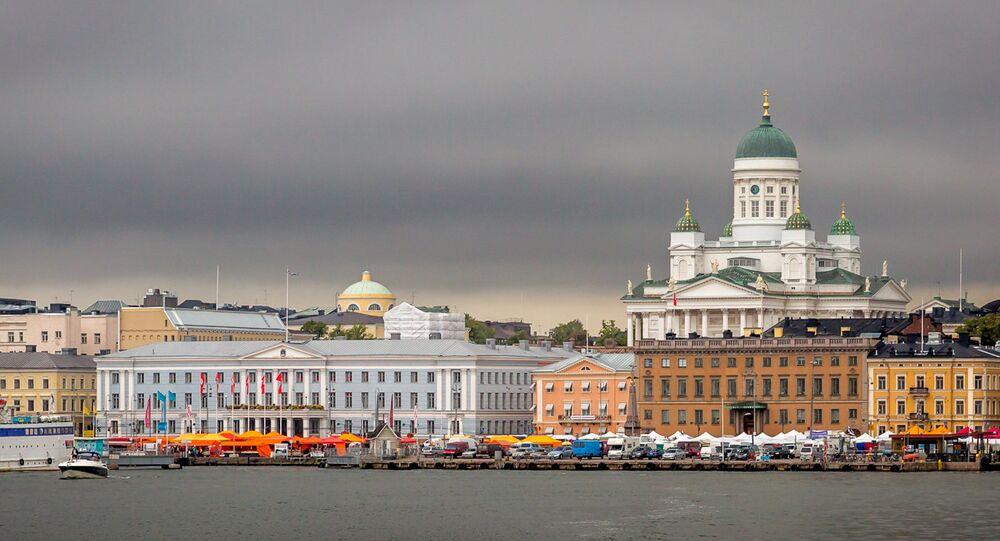 Helsinki Skyline