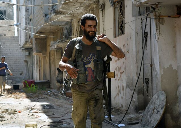 Member of  the Islamist group Ansar al-Islam and the Ahrar ash-Sham (Islamic Movement of the Free Men of the Levant) group