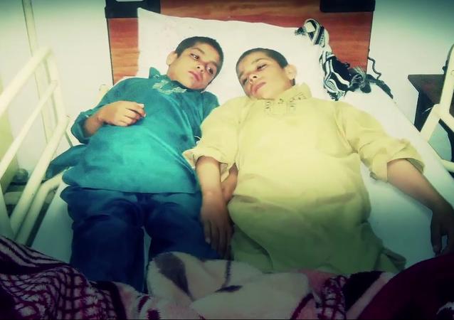 Shoaib Ahmed and Abdul Rashid