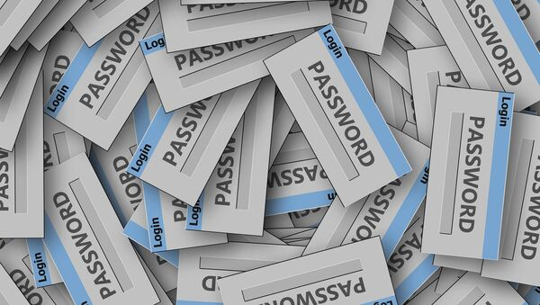 Passwords - Sputnik International