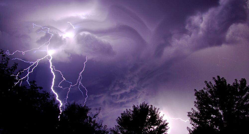 Wrath of God?
