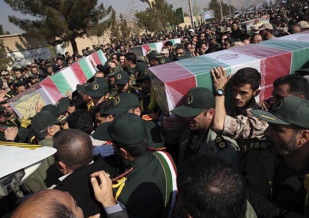 Thirteen Iranian soldiers have been killed in recent days in clashes with extremist militants in Syria, media reported Saturday, citing an Iranian Revolutionary Guards (IRGC) spokesman.