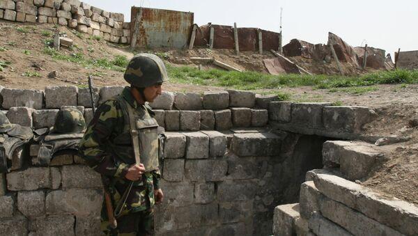 Army of Nagorno-Karabakh - Sputnik International