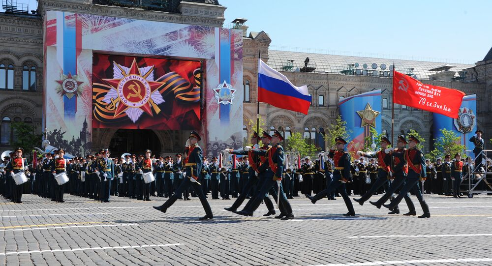 Military parade to mark 71st anniversary of Victory in 1941-1945 Great Patriotic War