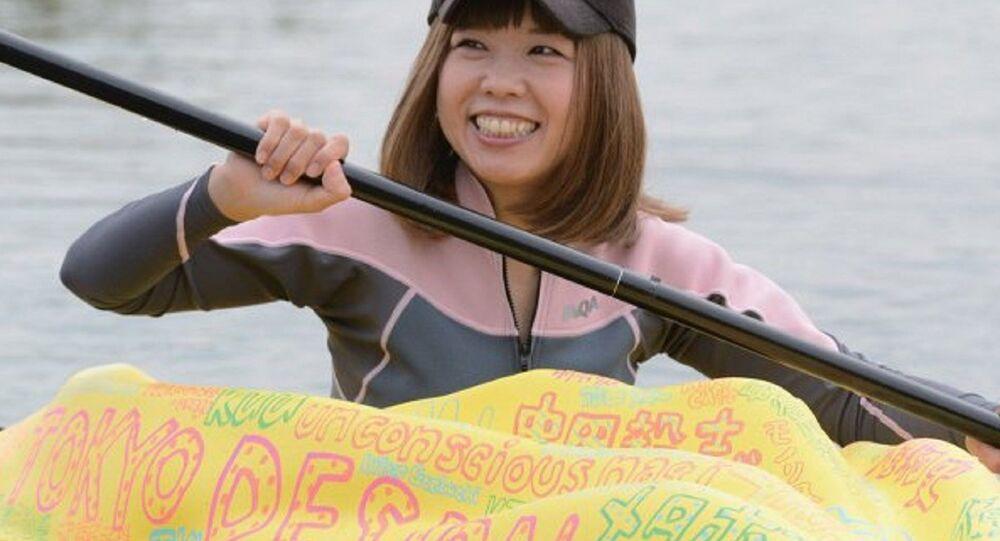 Japanese Vagina Kayak Artist Found Guilty of Obscenity