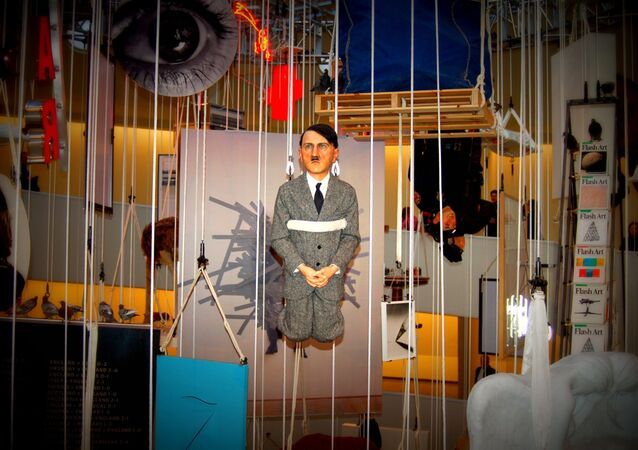 'Child-Like Hitler' Statue Sells For More than $17 Million in NYC