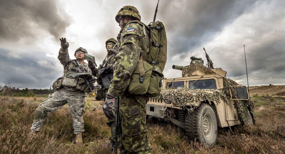 US, Estonian partners train together