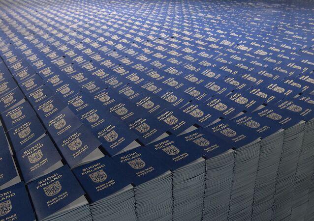 One million Finnish passports