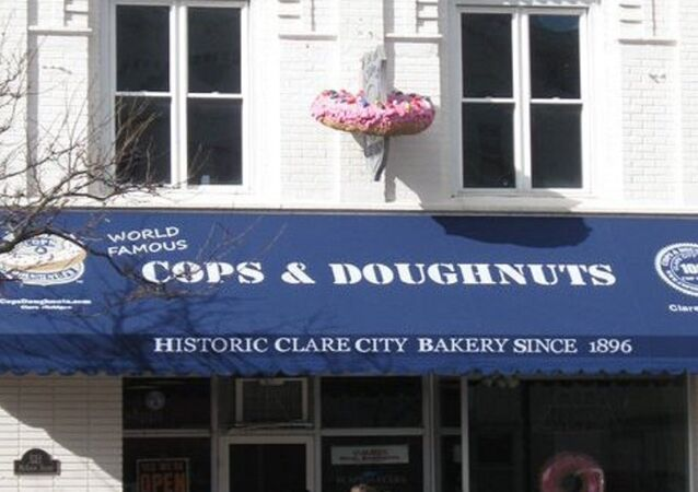 Cops and Doughnuts Eyes Empire