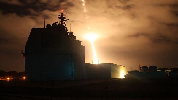 Aegis Ashore Missile Defence - Hawaii Complex - Sputnik International