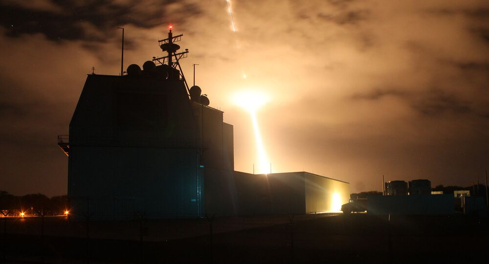 Aegis Ashore Missile Defence - Hawaii Complex