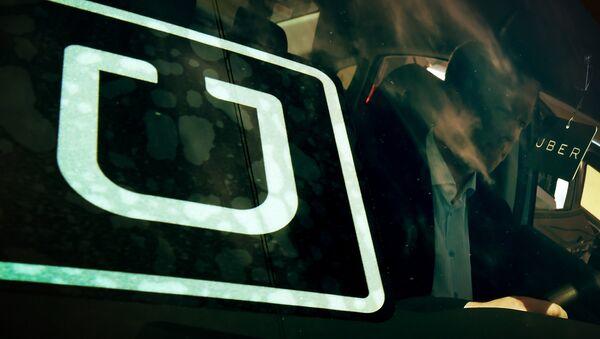 Uber logo - Sputnik International