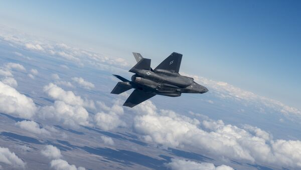 F-35 Lightning II fighter jet - Sputnik International