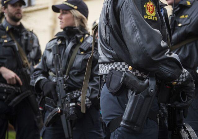 Norwegian police