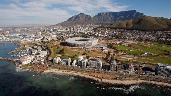 Cape Town, South Africa - Sputnik International