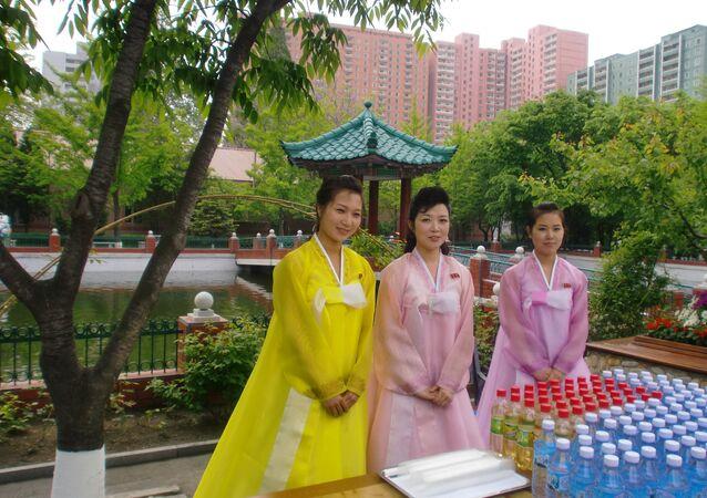 Pyongyang spinning mill