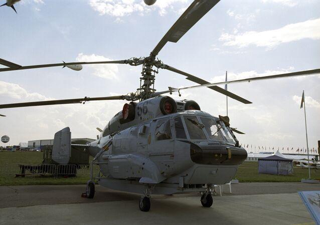 Ka-31 helicopter