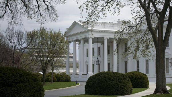 A view of the White House in Washington, DC. - Sputnik International