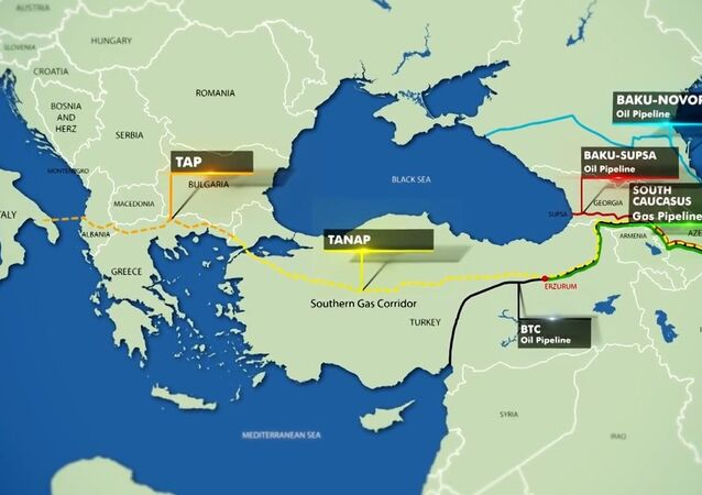 Trans-Anatolian Natural Gas Pipeline