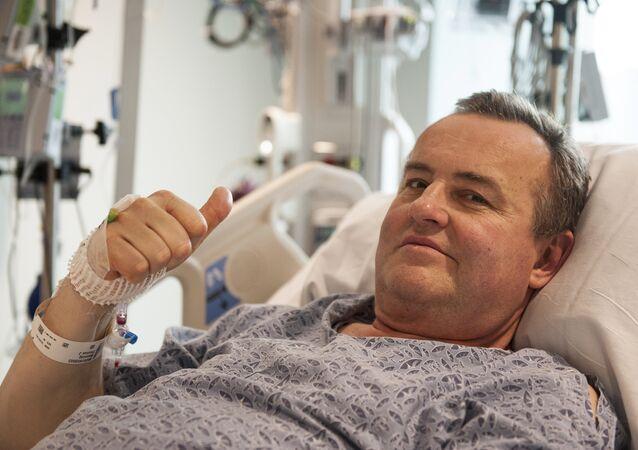 Thomas Manning, Implant Patient