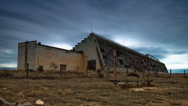 The Dnepr early warning radar station - Sputnik International