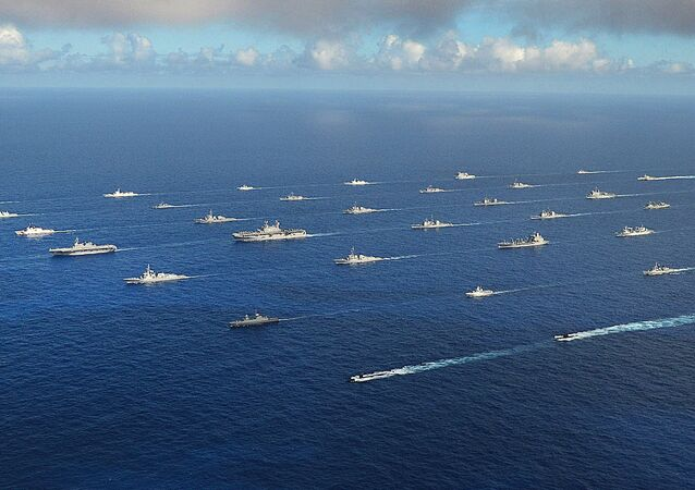 Rim of the Pacific (RIMPAC) (File)