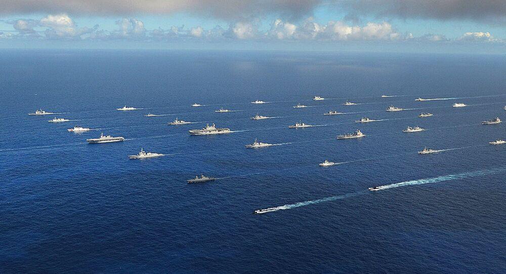 Rim of the Pacific (RIMPAC) (File)
