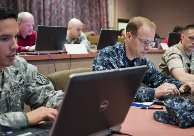 Joint Operations train at Cyber City