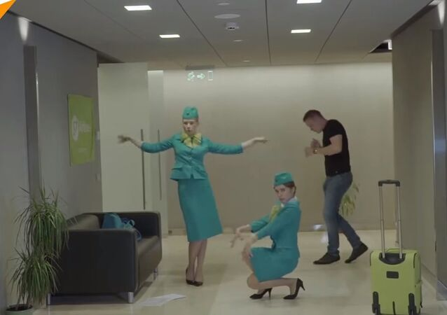 Running Man Comes to Russia