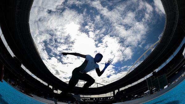 Test event for Rio 2016 Olympic Games, in Rio de Janeiro (File) - Sputnik International