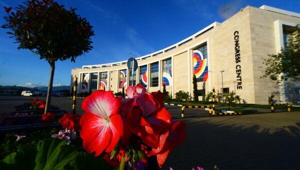 The Sochi Congress Centre, pictured, will be a venue of the ASEAN-Russia Summit - Sputnik International