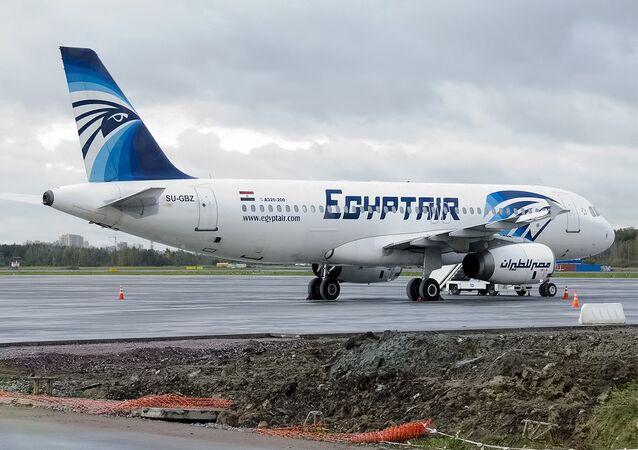 Egyptair, SU-GBZ, Airbus A320-232