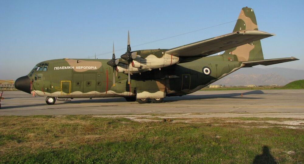 Helenic Air Force Lockheed Hercules C-130
