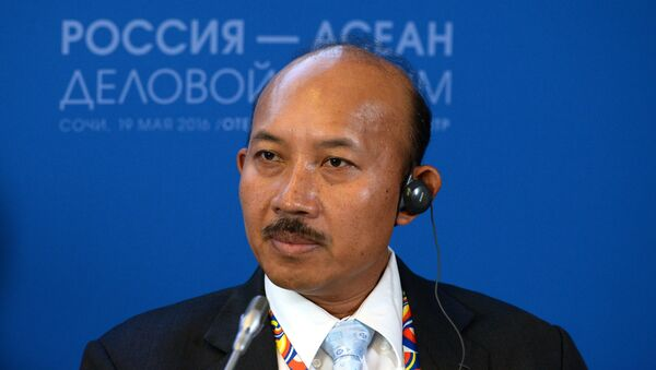 Wiratmaja Puja, Director-General of the Ministry of Energy and Mineral Resources of Indonesia - Sputnik International