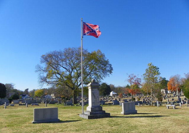 Confederate Circle, Evergreen Cemetery, Murfreesboro, Tennessee