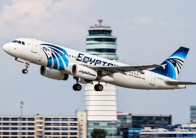 EgyptAir Airbus A320 (File)