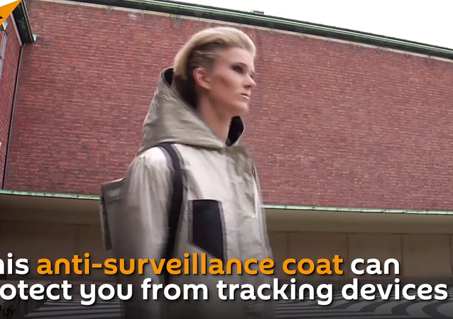 This Anti-Surveillance Coat Can Make You Almost Invisible!