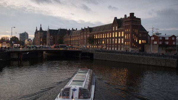 World cities. Amsterdam - Sputnik International