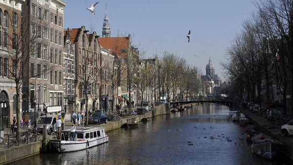 Foreign countries. Netherlands. Amsterdam - Sputnik International