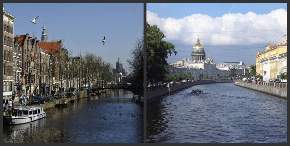 Russia's Top-10 Places Tourists Might Confuse With Other Countries