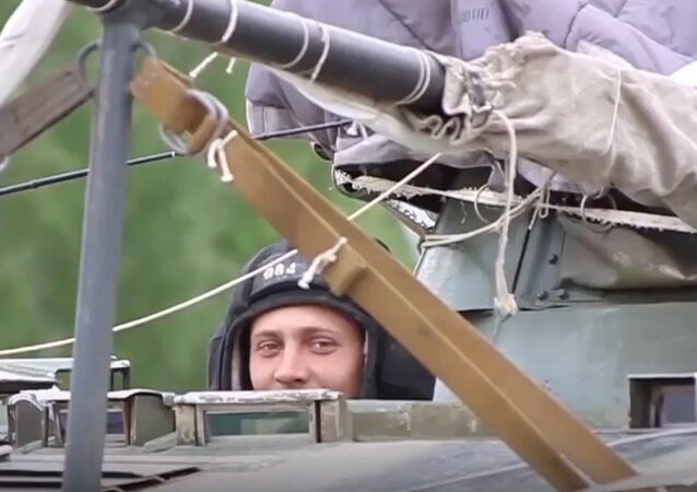 Russian Airborne Forces in Action