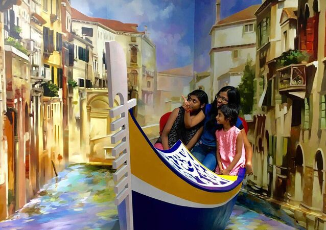 India's first three-dimension (3D) museum has been set up in the southern city of Chennai and it is taking the art world by storm
