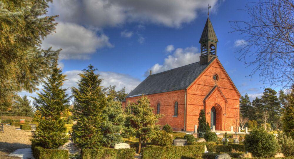 Blavand Church, Denmark
