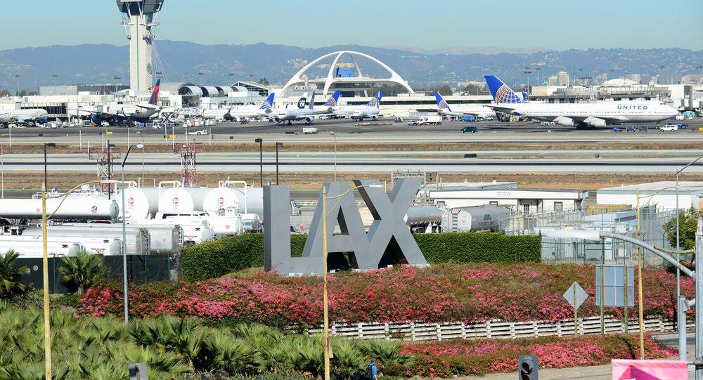 Los Angeles International Airport. File photo