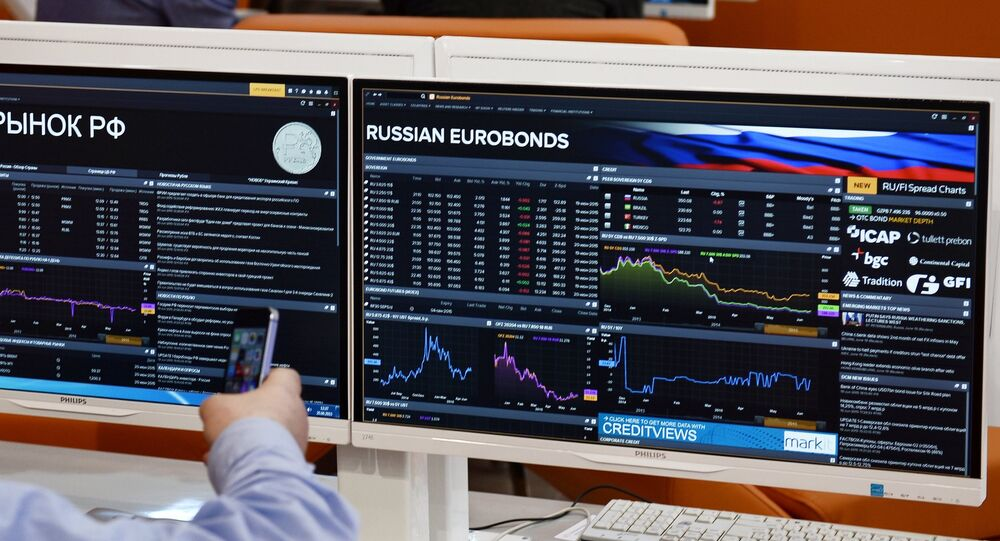 Russian Eurobonds, file photo